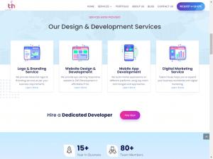 web design agencies in dubai, 9 Best Web Design and Development Companies in Dubai, UAE For [2021]